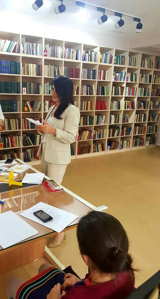 Գրադարանավարի օր (1)