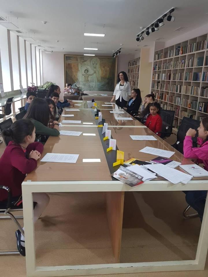 Գրադարանավարի օր (11)