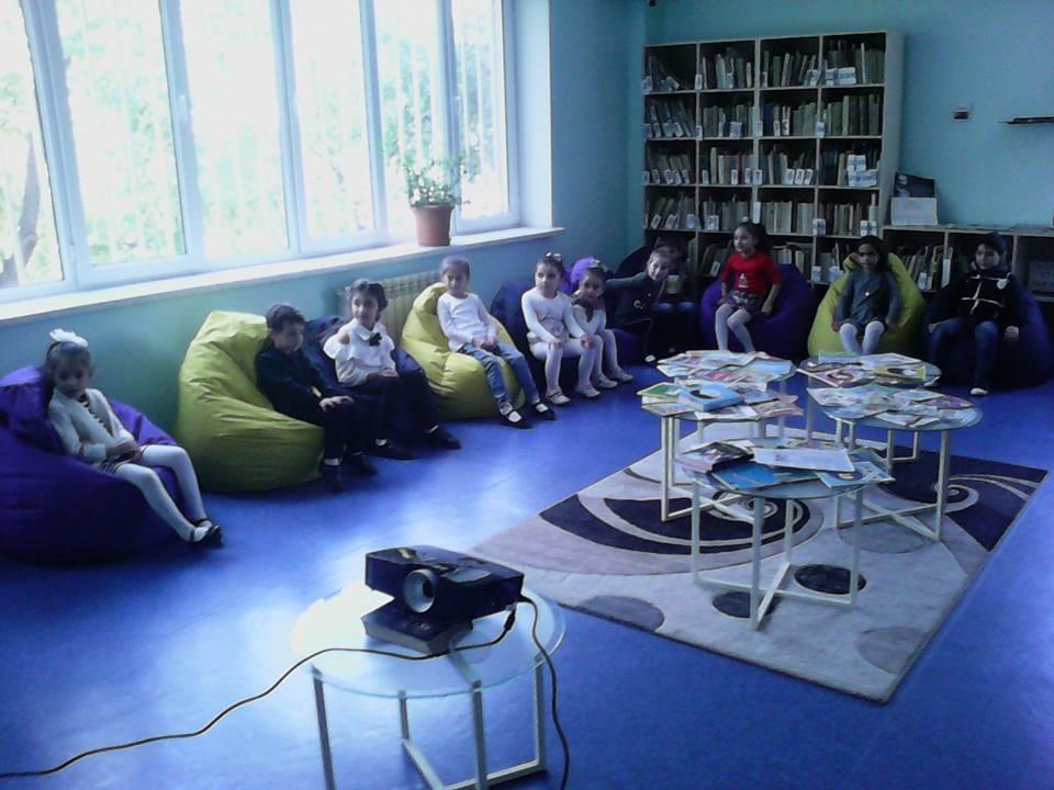 Կապանի թիվ 10 միջնակարգ դպրոցի 1բ դասարանի աշակերտների այցը (10)