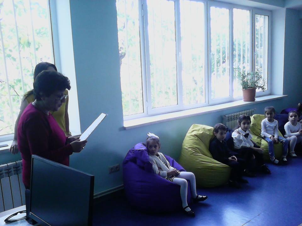Կապանի թիվ 10 միջնակարգ դպրոցի 1բ դասարանի աշակերտների այցը (13)
