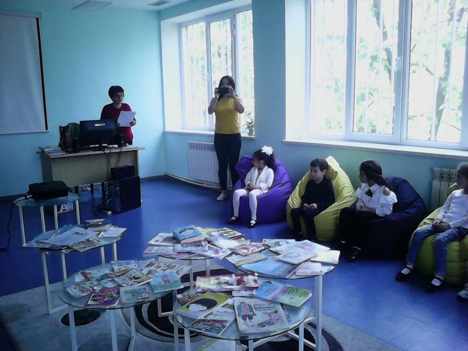 Կապանի թիվ 10 միջնակարգ դպրոցի 1բ դասարանի աշակերտների այցը (14)