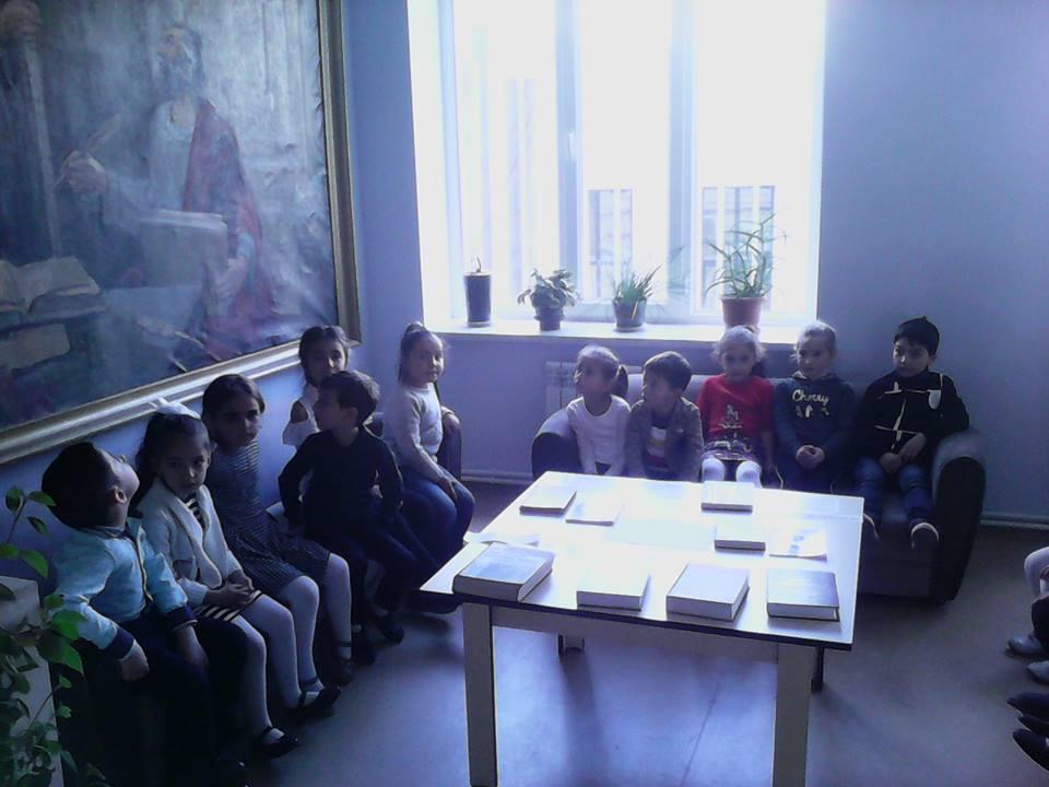 Կապանի թիվ 10 միջնակարգ դպրոցի 1բ դասարանի աշակերտների այցը (15)