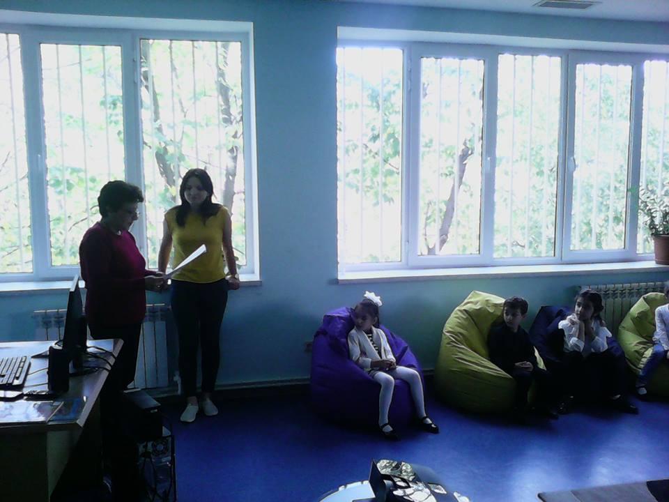 Կապանի թիվ 10 միջնակարգ դպրոցի 1բ դասարանի աշակերտների այցը (5)
