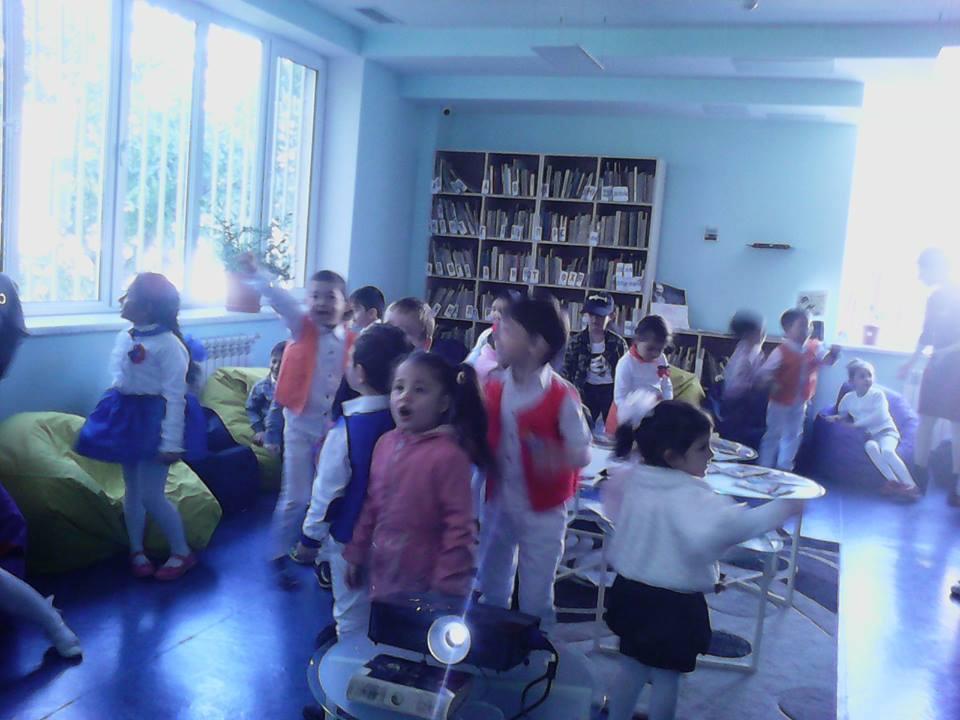 Կապանի թիվ 10 միջնակարգ դպրոցի 1բ դասարանի աշակերտների այցը (8)