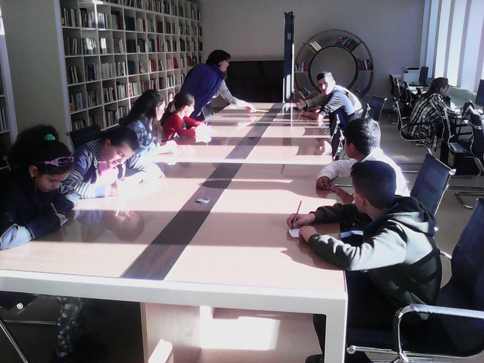 Կապանի թիվ 11 միջն. դպրոցի VII-րդ, XI-րդ և XII-րդ դասարանի աշակերտների այցը (13)