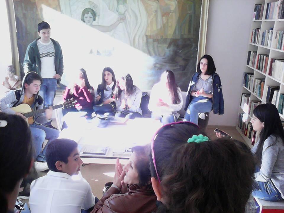 Կապանի թիվ 11 միջն. դպրոցի VII-րդ, XI-րդ և XII-րդ դասարանի աշակերտների այցը (21)