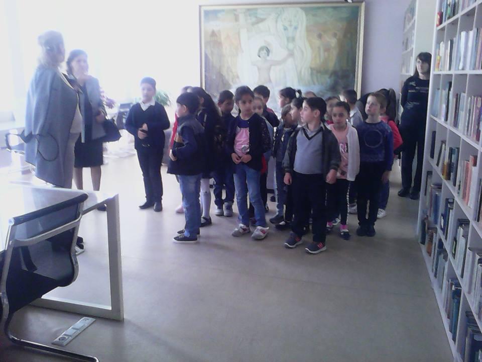 Կապանի թիվ 10 միջն. դպրոցի II- րդ ,,Բ՛՛դասարան (7)