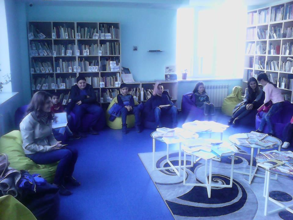 Կապանի թիվ 11 միջն. դպրոցի II-րդ, III-րդ և VI-րդ դասարանների աշակերտների այցը (11)