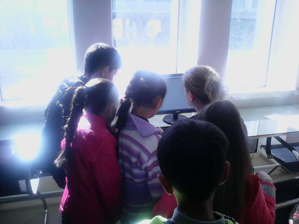 Կապանի թիվ 11 միջն. դպրոցի II-րդ, III-րդ և VI-րդ դասարանների աշակերտների այցը (8)