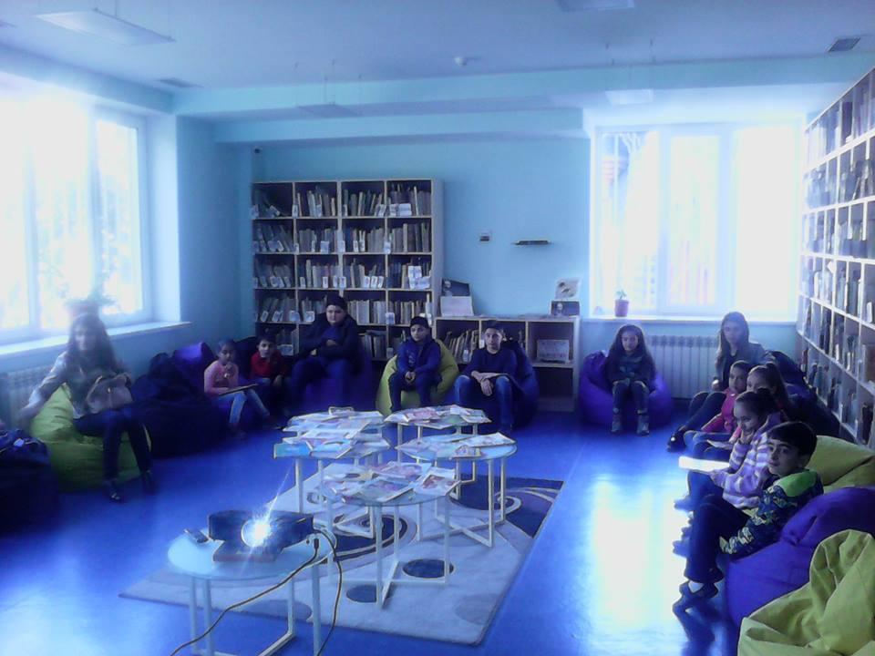 Կապանի թիվ 11 միջն. դպրոցի II-րդ, III-րդ և VI-րդ դասարանների աշակերտների այցը (9)