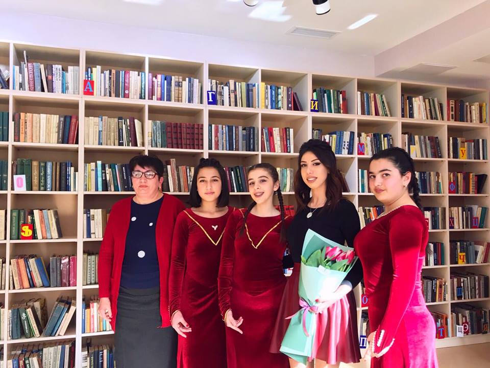 Հովհ. Թումանյանի 150-ամյակին նվիրված գրական -երաժշտական ցերեկույթ (12)