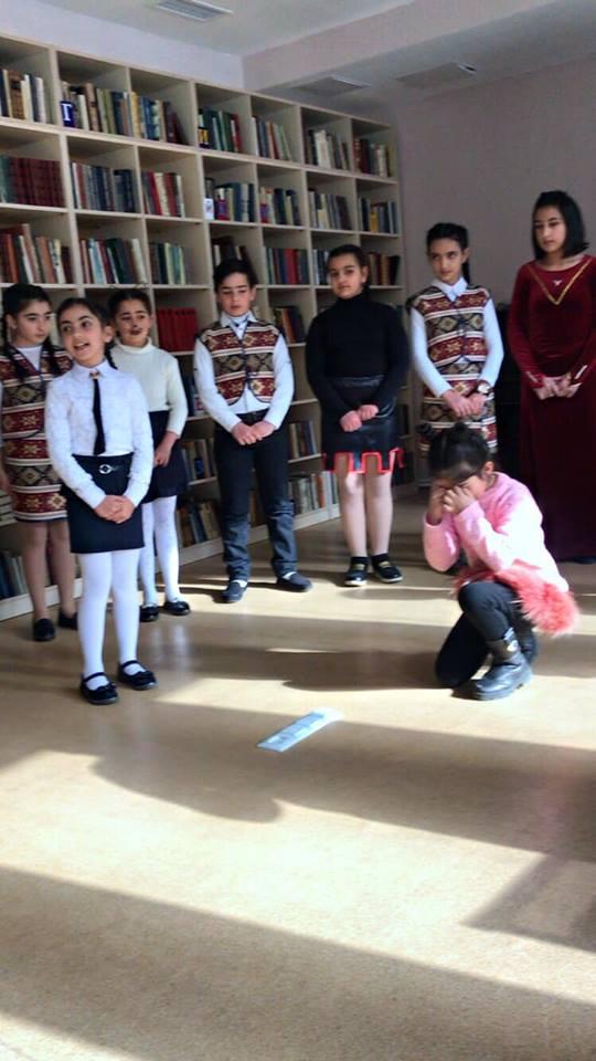 Հովհ. Թումանյանի 150-ամյակին նվիրված գրական -երաժշտական ցերեկույթ (14)