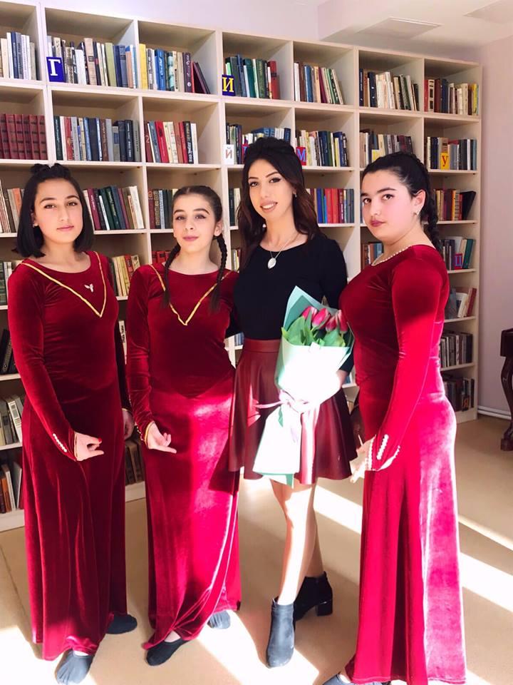 Հովհ. Թումանյանի 150-ամյակին նվիրված գրական -երաժշտական ցերեկույթ (16)