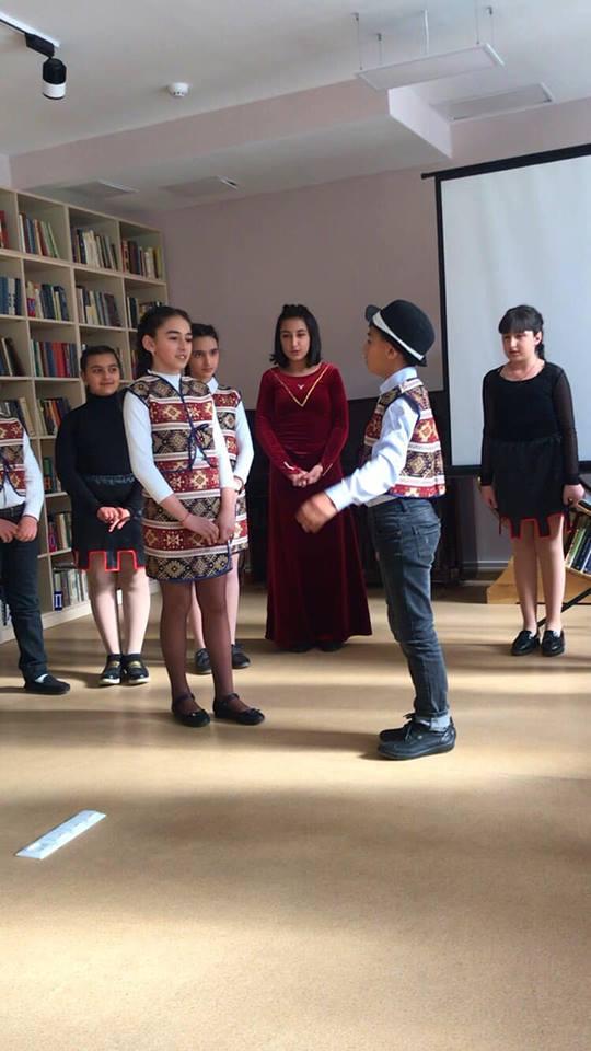 Հովհ. Թումանյանի 150-ամյակին նվիրված գրական -երաժշտական ցերեկույթ (7)
