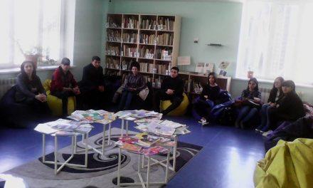 Էլեկտրոնային գրադարան այցելեցին ,,ՀԵՔ՛՛ հիմնադրամի Կապանի մասնաճյուղի ուսանողները