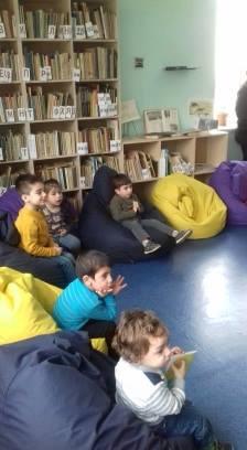 էլեկտրոնային գրադարան այցելեցին թիվ 5 ՆՈՒՀ-ի միջին խմբի սաները (11)