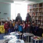 Էլեկտրոնային գրադարան այցելեցին թիվ 5 ՆՈՒՀ-ի միջին խմբի սաները
