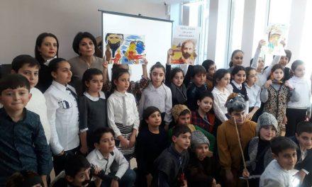Էլեկտրոնային գրադարան այցելեցին թիվ 3-րդ միջնակարգ դպրոցի IV ,,Գ՛՛ դասարանի աշակերտները