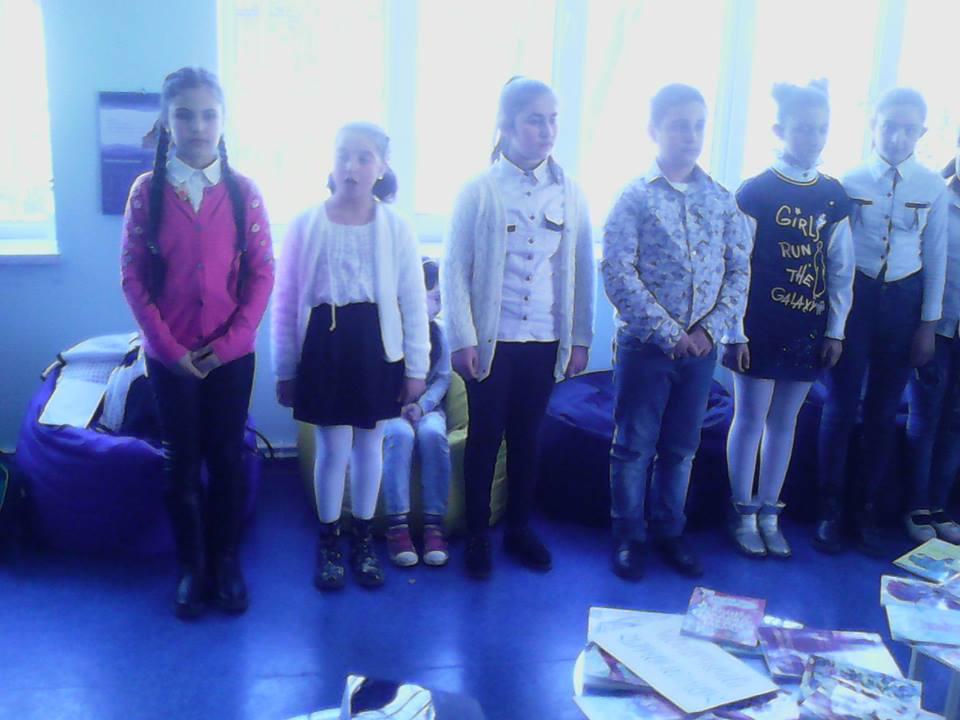 թիվ 7-րդ միջնակարգ դպրոցի V ,,Գ՛՛ դասարանի աշակերտները (11)