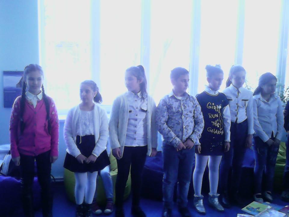 թիվ 7-րդ միջնակարգ դպրոցի V ,,Գ՛՛ դասարանի աշակերտները (3)