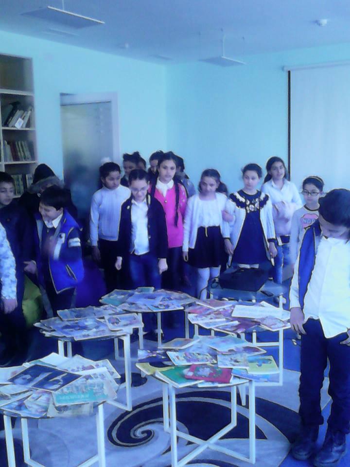 թիվ 7-րդ միջնակարգ դպրոցի V ,,Գ՛՛ դասարանի աշակերտները (9)