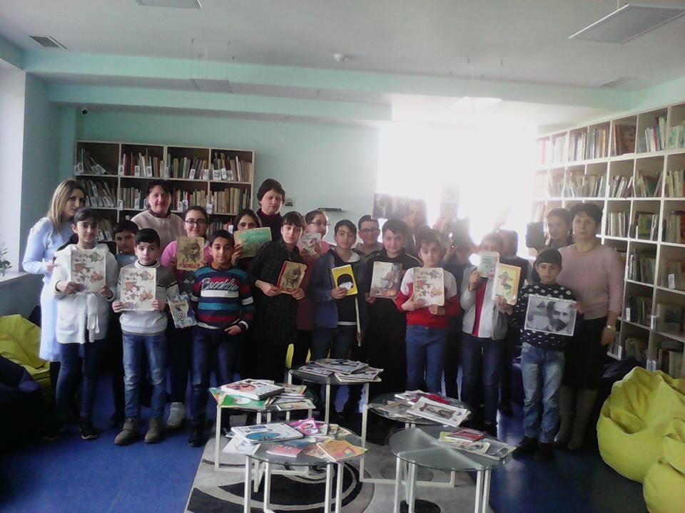 իվ 3-րդ միջնակարգ դպրոցի VI ,,Գ՛՛ դասարանի աշակերտները (1)