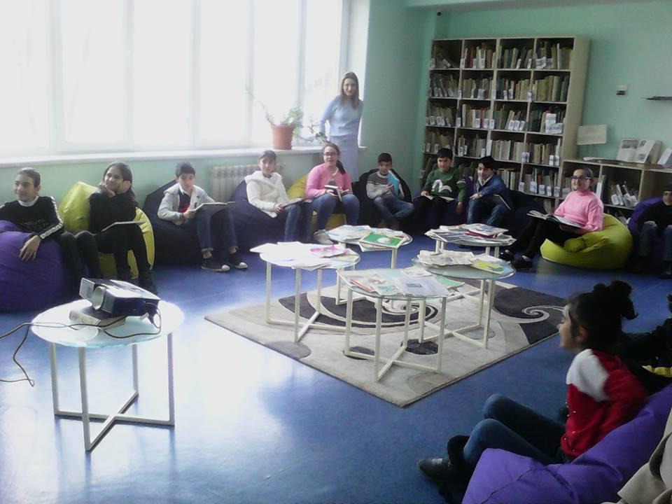 իվ 3-րդ միջնակարգ դպրոցի VI ,,Գ՛՛ դասարանի աշակերտները (10)