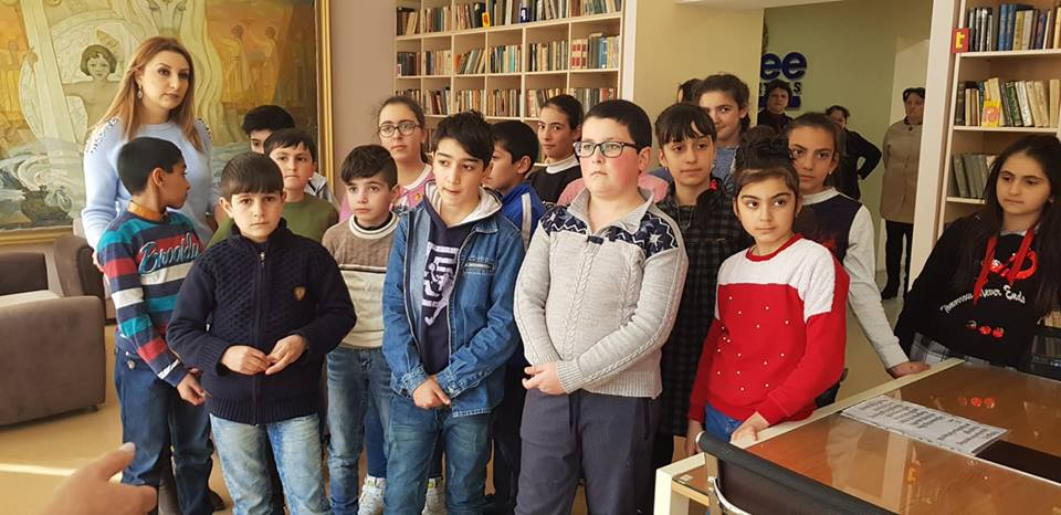 իվ 3-րդ միջնակարգ դպրոցի VI ,,Գ՛՛ դասարանի աշակերտները (18)