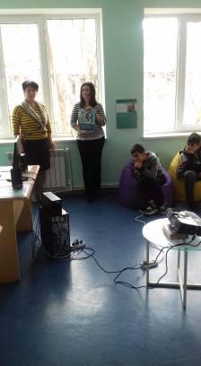 Էլեկտրոնային գրադարան այցելեցին թիվ 7 հիմնական դպրոցի V-րդ (6)
