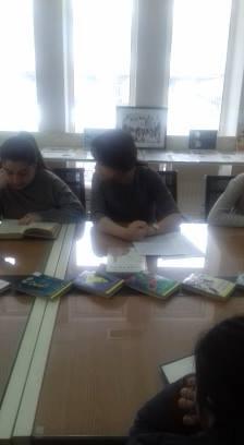 թիվ 3 ավագ դպրոցի IX-րդ ,,Բ՛՛ դասարանի բաց-դասը (2)