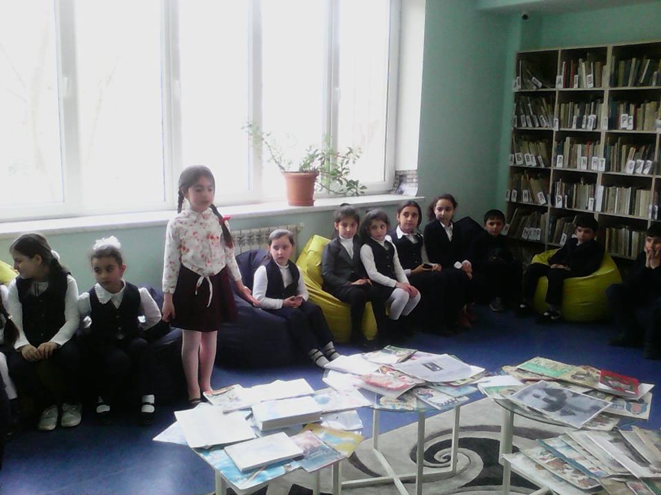 Կապանի թիվ 1 հիմնական դպրոցի III- րդ ,,Ա՛՛ դասարանի աշակերտների այցը (10)