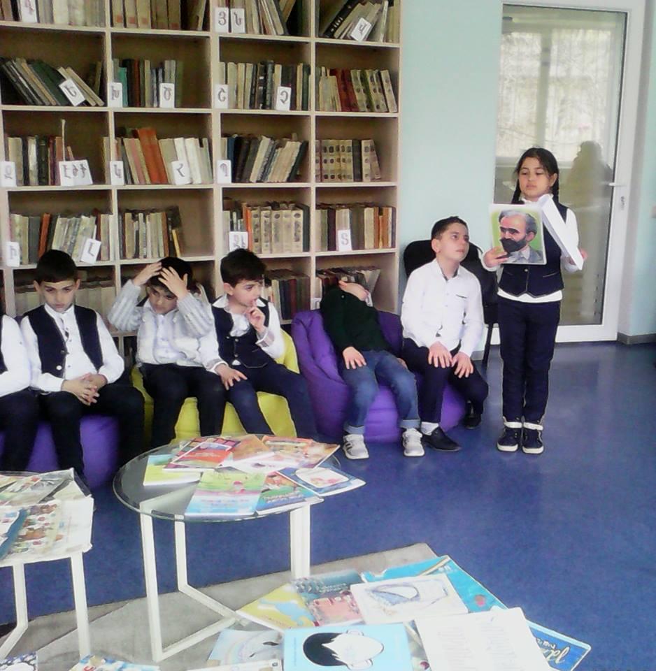 Կապանի թիվ 1 հիմնական դպրոցի III- րդ ,,Ա՛՛ դասարանի աշակերտների այցը (12)