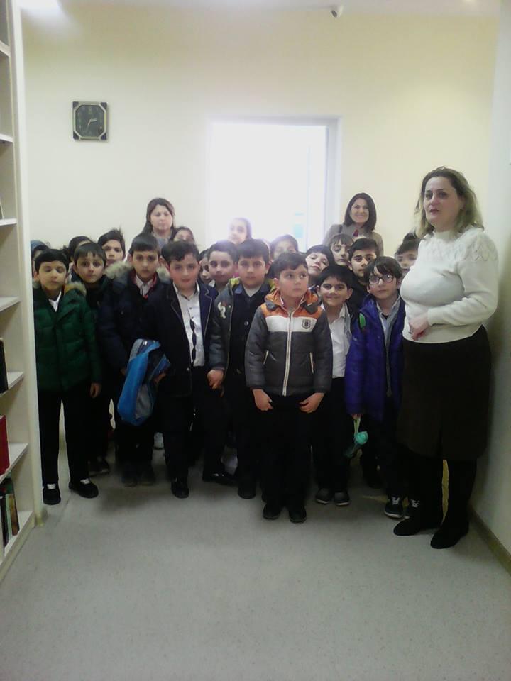 Կապանի թիվ 1 հիմնական դպրոցի III- րդ ,,Ա՛՛ դասարանի աշակերտների այցը (13)