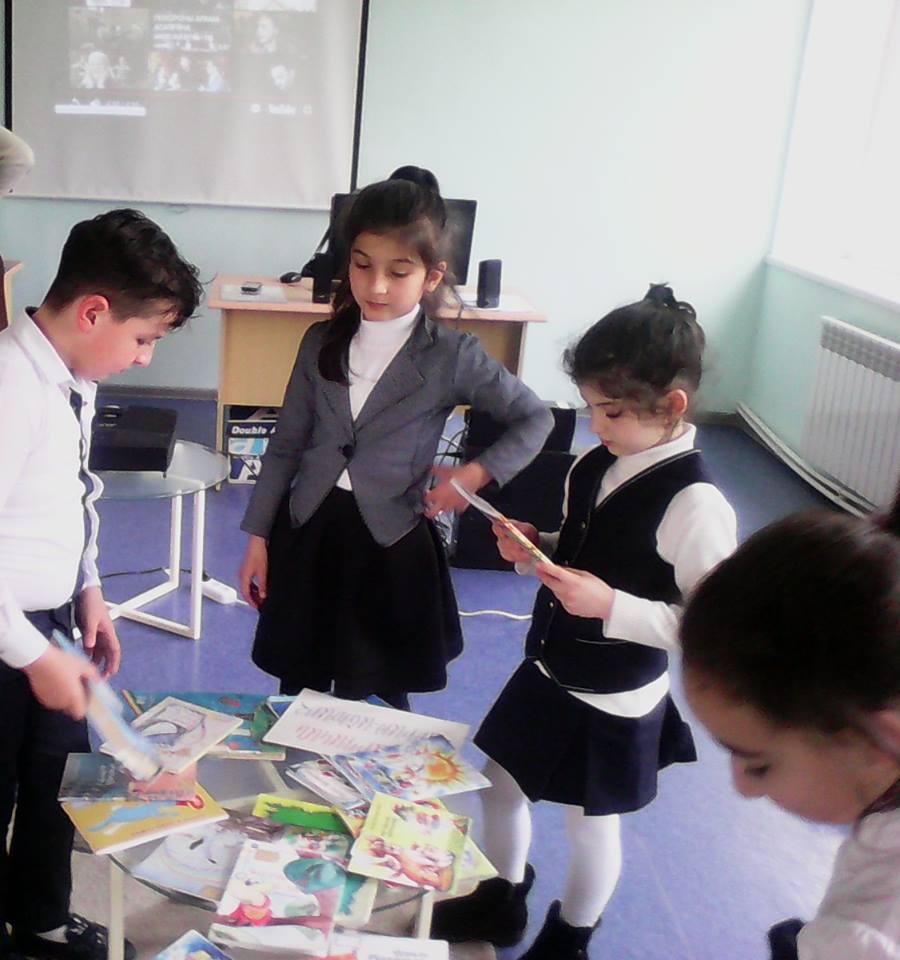 Կապանի թիվ 1 հիմնական դպրոցի III- րդ ,,Ա՛՛ դասարանի աշակերտների այցը (14)