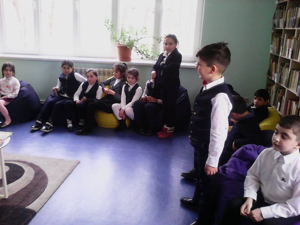 Կապանի թիվ 1 հիմնական դպրոցի III- րդ ,,Ա՛՛ դասարանի աշակերտների այցը (15)