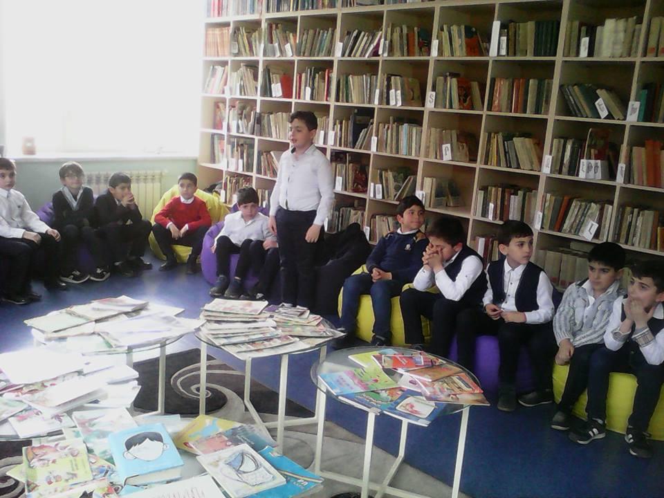 Կապանի թիվ 1 հիմնական դպրոցի III- րդ ,,Ա՛՛ դասարանի աշակերտների այցը (17)