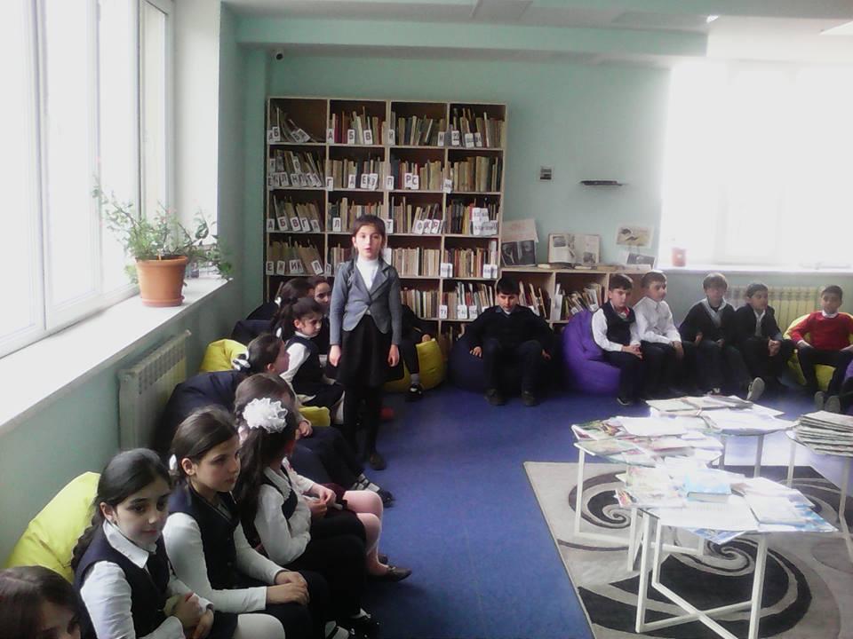 Կապանի թիվ 1 հիմնական դպրոցի III- րդ ,,Ա՛՛ դասարանի աշակերտների այցը (18)