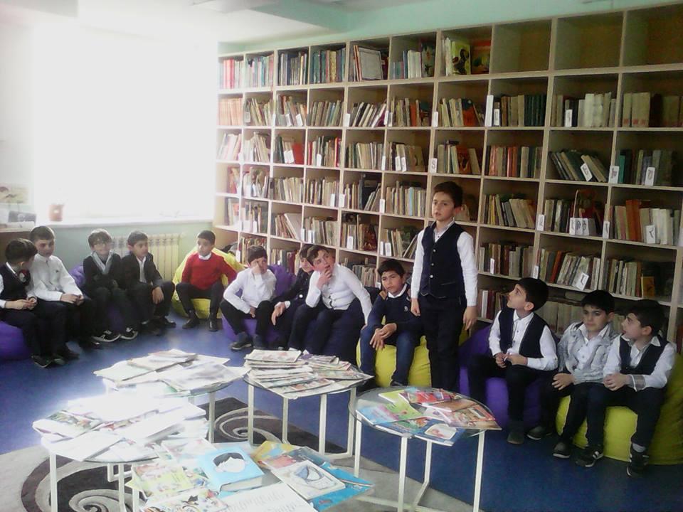 Կապանի թիվ 1 հիմնական դպրոցի III- րդ ,,Ա՛՛ դասարանի աշակերտների այցը (19)
