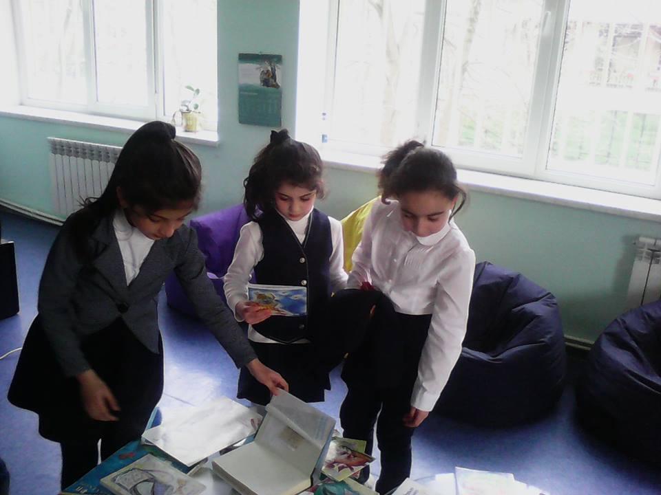 Կապանի թիվ 1 հիմնական դպրոցի III- րդ ,,Ա՛՛ դասարանի աշակերտների այցը (21)