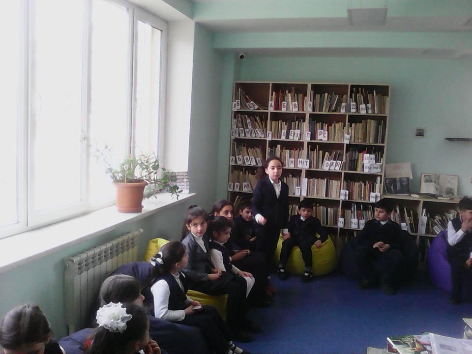Կապանի թիվ 1 հիմնական դպրոցի III- րդ ,,Ա՛՛ դասարանի աշակերտների այցը (22)