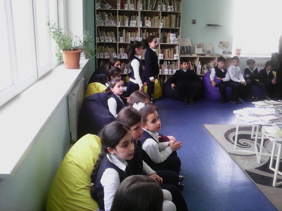 Կապանի թիվ 1 հիմնական դպրոցի III- րդ ,,Ա՛՛ դասարանի աշակերտների այցը (24)