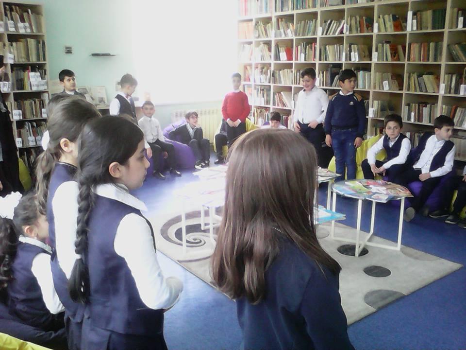 Կապանի թիվ 1 հիմնական դպրոցի III- րդ ,,Ա՛՛ դասարանի աշակերտների այցը (25)