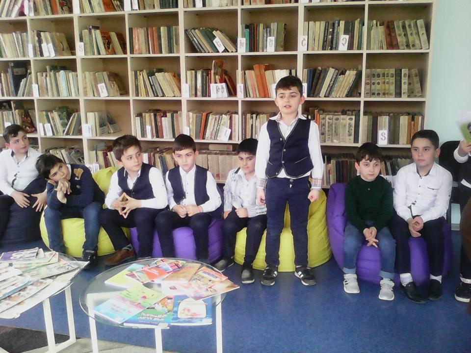 Կապանի թիվ 1 հիմնական դպրոցի III- րդ ,,Ա՛՛ դասարանի աշակերտների այցը (26)