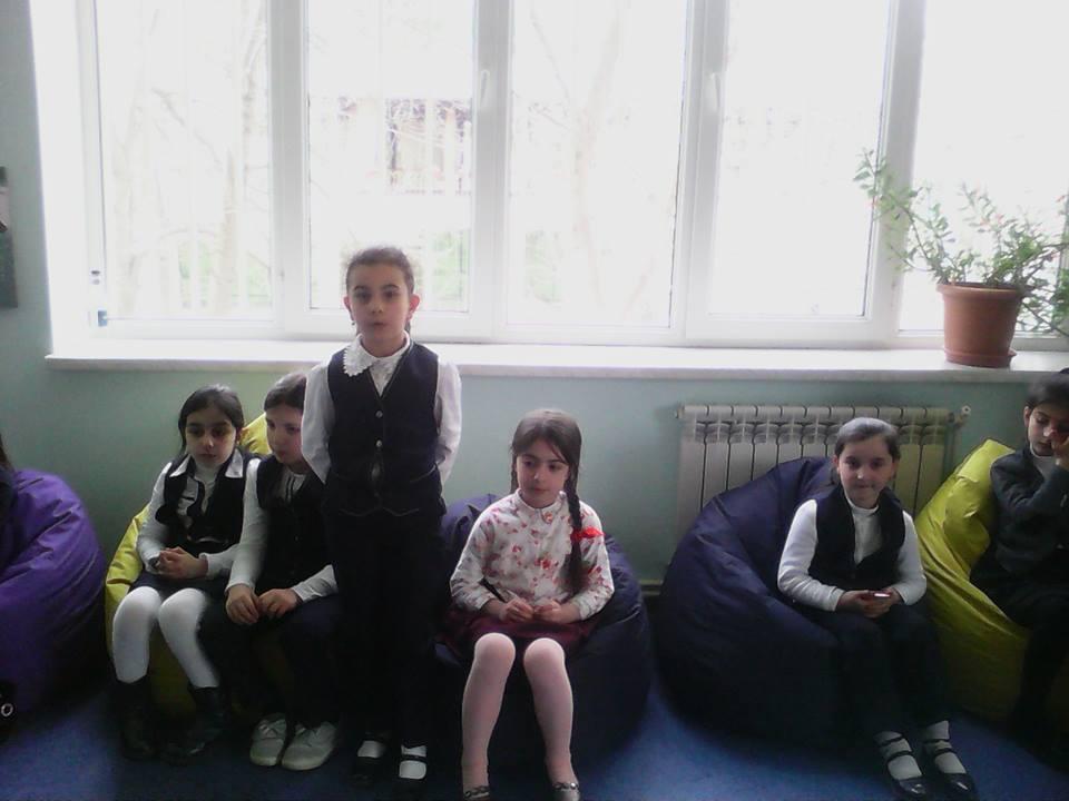 Կապանի թիվ 1 հիմնական դպրոցի III- րդ ,,Ա՛՛ դասարանի աշակերտների այցը (4)