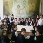 Կապանի թիվ 1 հիմնական դպրոցի III- րդ ,,Ա՛՛ դասարանի աշակերտների այցը