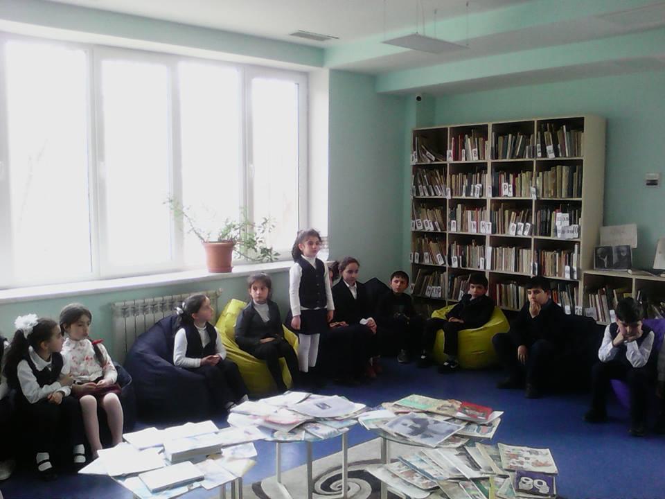 Կապանի թիվ 1 հիմնական դպրոցի III- րդ ,,Ա՛՛ դասարանի աշակերտների այցը (7)