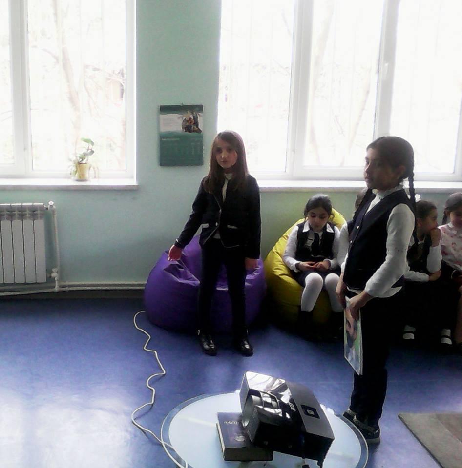 Կապանի թիվ 1 հիմնական դպրոցի III- րդ ,,Ա՛՛ դասարանի աշակերտների այցը (8)