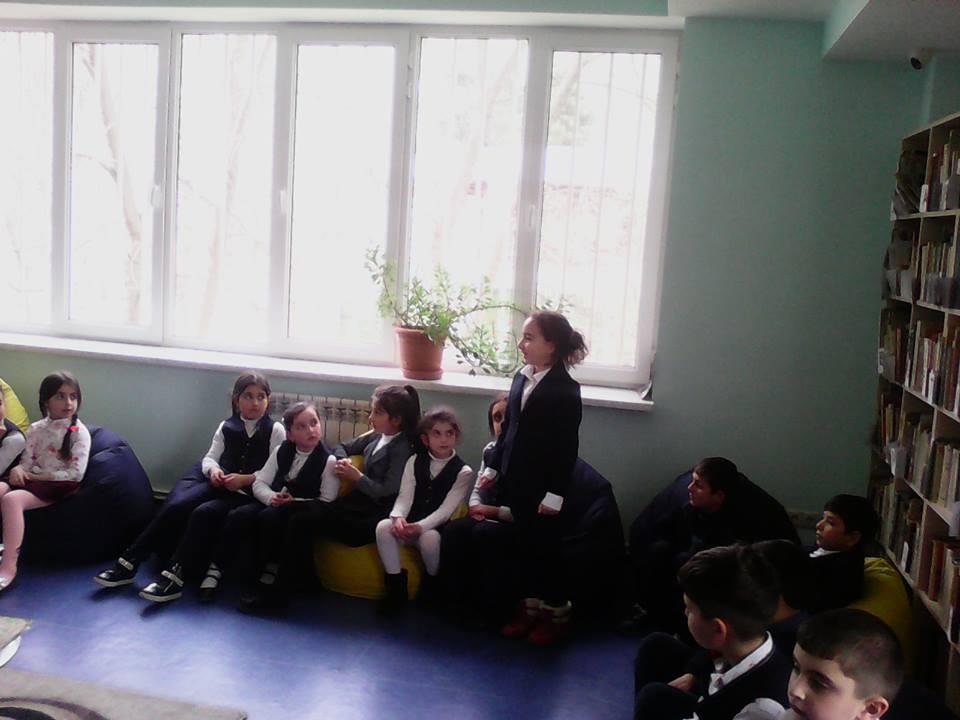 Կապանի թիվ 1 հիմնական դպրոցի III- րդ ,,Ա՛՛ դասարանի աշակերտների այցը (9)