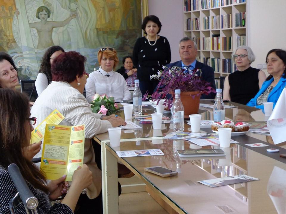 Միջոցառում նվիրված Կարմիր խաչի և Կարմիր Մահիկի միջազգային օրվան (10)