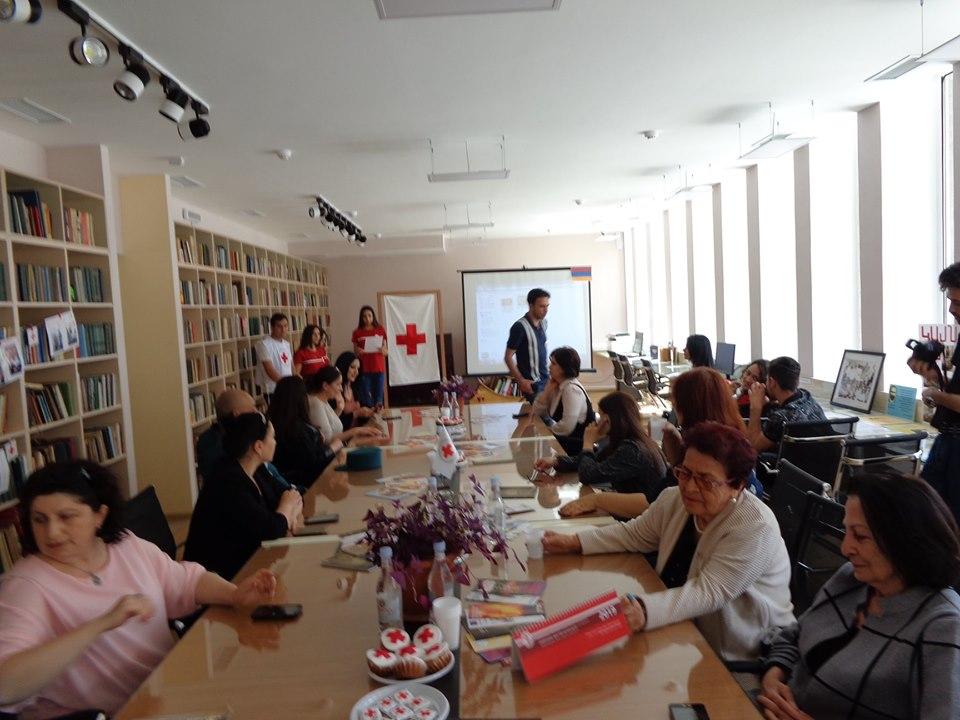 Միջոցառում նվիրված Կարմիր խաչի և Կարմիր Մահիկի միջազգային օրվան (20)